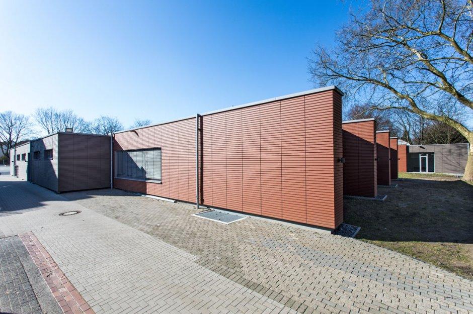 Sanierung Stadtteilzentrum Hassel