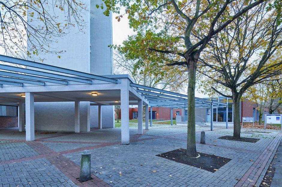 Nachnutzung Stadtteilzentrum Hassel